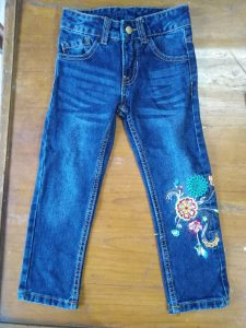 Girls Jeans Pant