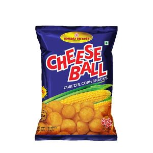 Bombay Sweets Cheese Ball Cheezee Corn Snacks