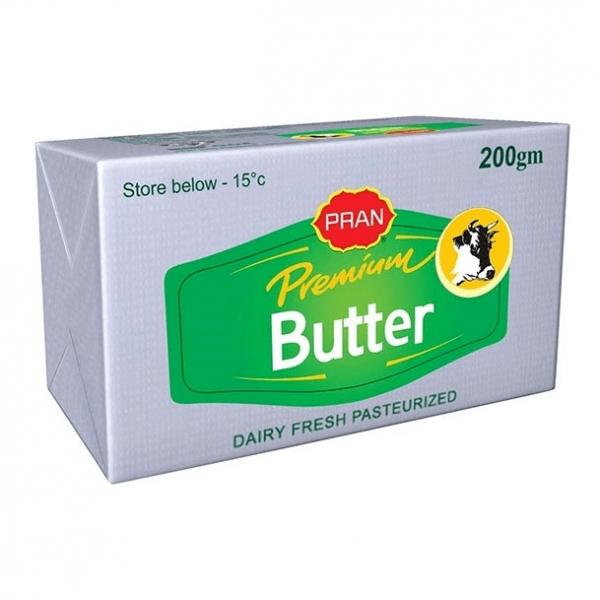 Pran butter