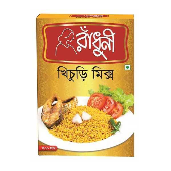 Radhuni Khichuri Mix 500 gm